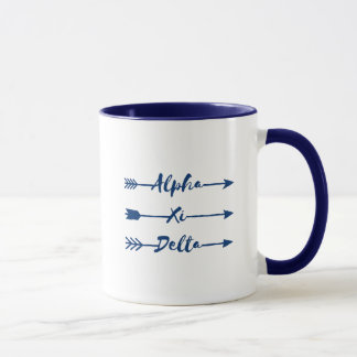 Taza Flecha del delta de la alfa XI