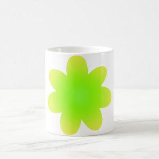 Taza Flor Verde