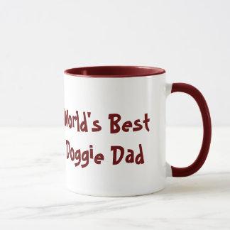 Taza Flotar-Bosco-Cabeza, el mejor papá del perrito del