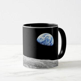 Taza Foto lunar de la órbita de la luna de la NASA