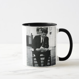 Taza Fotografía de John F. Kennedy 2