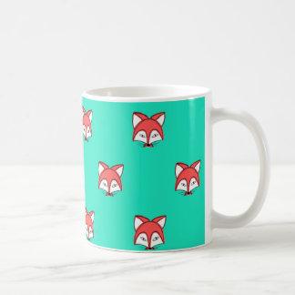 taza fresca del zorro