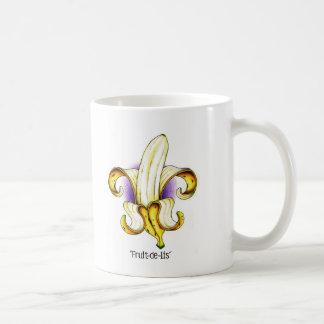 ¡taza Fruta-de-lis! Taza De Café