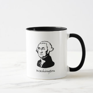 Taza George Washington - revolución del La de Vive
