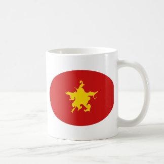 Taza Gnarly de la bandera de Vietnam