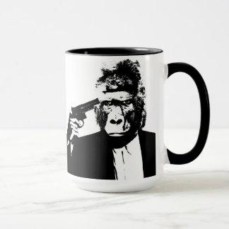 Taza Gorila del suicidio