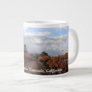 Taza grande Rancho Del Vinedos Temecula CA