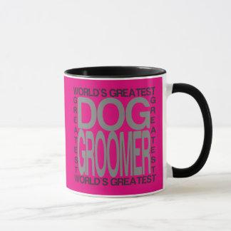 Taza Groomer del perro más grande de los mundos