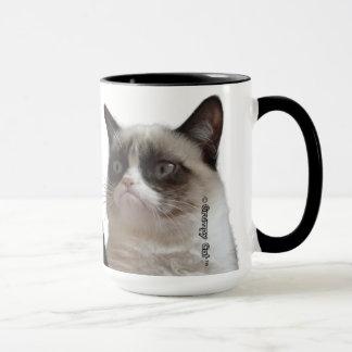 Taza ™ gruñón del gato - el gato y el Pokey gruñones