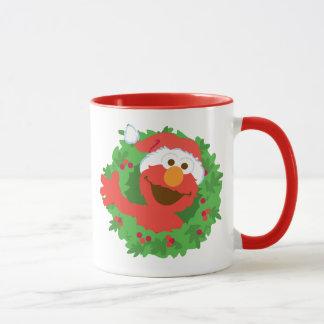 Taza Guirnalda de Elmo