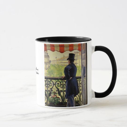 Taza Gustave Caillebotte