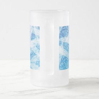 Taza helada colección congelada