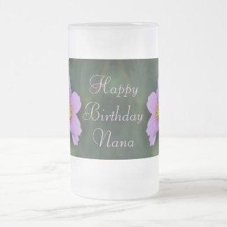 Taza helada cumpleaños de Nana por Janz