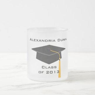 Taza helada graduación