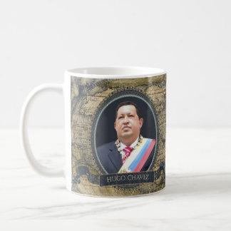 Taza histórica de Hugo Chavez