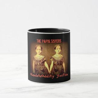 Taza histórica de las hermanas de Papin del _de