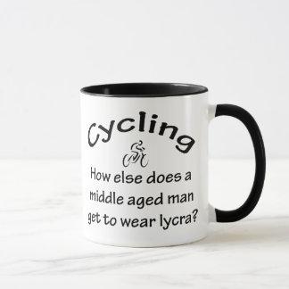 Taza Hombre de ciclo