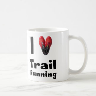 "Taza ""I love Trail Running"""