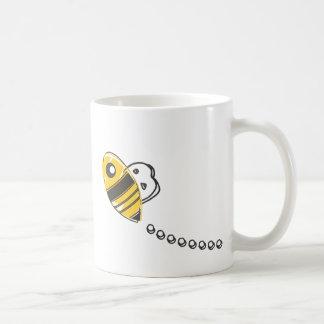 Taza inicial de B/de la abeja