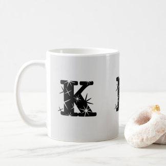 "Taza inicial de ""K"""