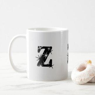"""Taza inicial de """"Z"""""""