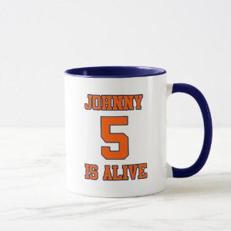 Taza Johnny cinco está vivo