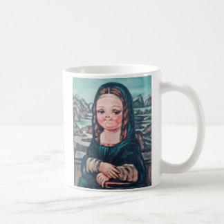 Taza joven de Mona por cuentos de la basura