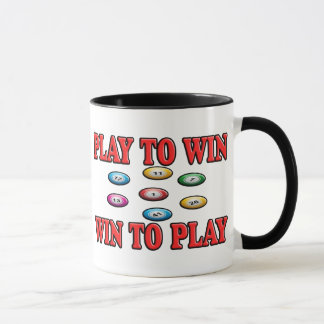 Taza Juego a provechoso para ambas partes para jugar -