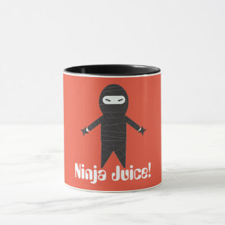 Taza Jugo de Ninja para los poderes de Ninja