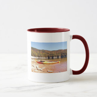 Taza Kajak Koffee Kup - modificado para requisitos