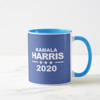 Taza Kamala Harris para el presidente 2020 - blanco -