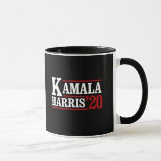 Taza Kamala Harris para el presidente en 2020 - blanco