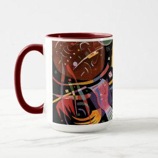Taza Kandinsky - composición X