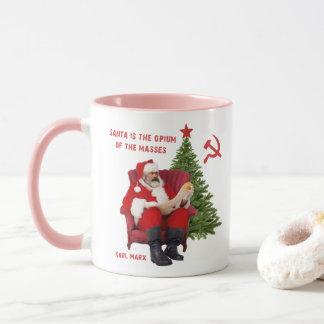 Taza Karl Marx Santa