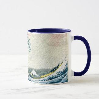 Taza La gran onda de Kanagawa
