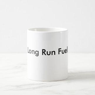 Taza larga del combustible de la regla