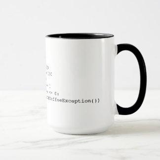 Taza Lazo del café