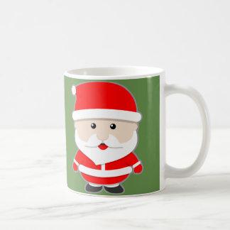 Taza linda de Papá Noel