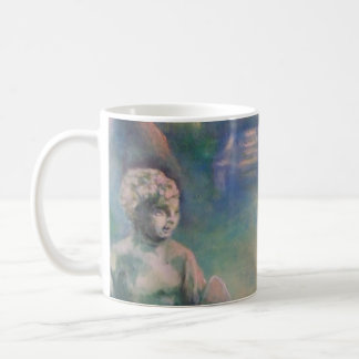 taza local del fantasma