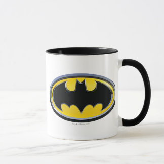 Taza Logotipo clásico del símbolo el | de Batman