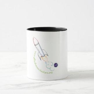 Taza Logotipo de GHF Rocket