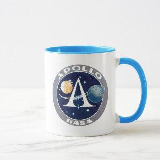 Taza Logotipo del programa Apollo