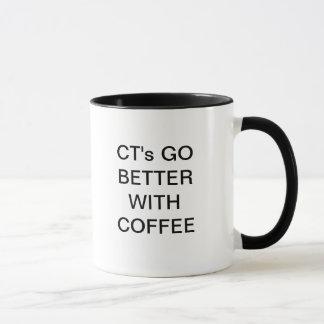 TAZA LOS CT VAN MEJOR CON CAFÉ