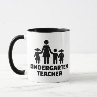 Taza Maestro de jardín de infancia