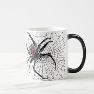 Taza Mágica Adelante vino una araña…