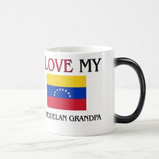 Taza Mágica Amo a mi abuelo venezolano
