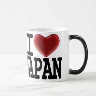 Taza Mágica Amo JAPÓN