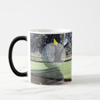 Taza Mágica Apego del golf,