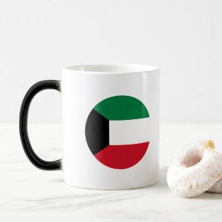 Taza Mágica Bandera de Kuwait