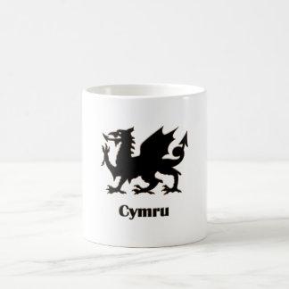 Taza Mágica Cymru, Wales